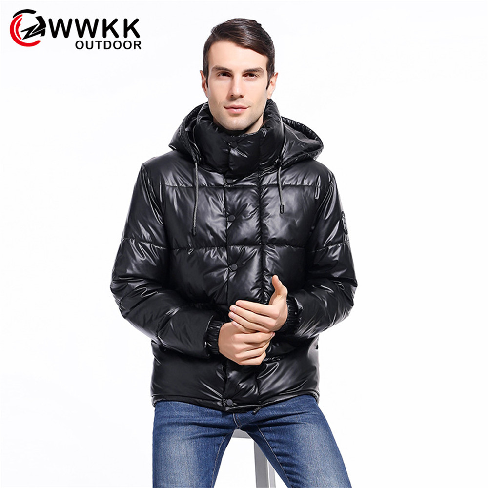 WWKK Hiking Jackets Outdoor Sports Clothes Waterproof Coats Men Hooded Winter New Men's Warm Camping Trekking Skiing Male Jacket