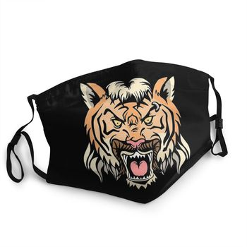 Joe Exotic Tiger King Reusable Mouth Face Mask Animal Documentary Anti Haze Dustproof Protection Cover Respirator Mouth Muffle image