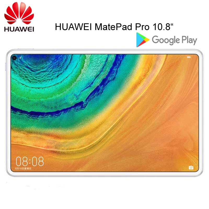 "Original HUAWEI MatePad Pro 10.8 "" Tablet PC Android 10.0 Kirin 990 Octa core GPU Turbo Google Play TabletTablets   -"