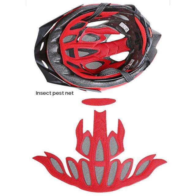 Portátil ao ar livre ciclismo capacete respirável mountain bike equitação ultra light capacetes unisex equipamentos de equitação segurança dropshipping 3