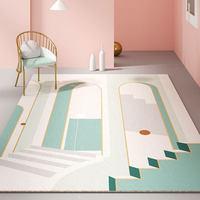 Fresh Nordic Carpets For Living Room Soft Bedroom Rug Home Carpet Kids Room Sofa Coffee Table Floor Mat Study Room Area Rugs