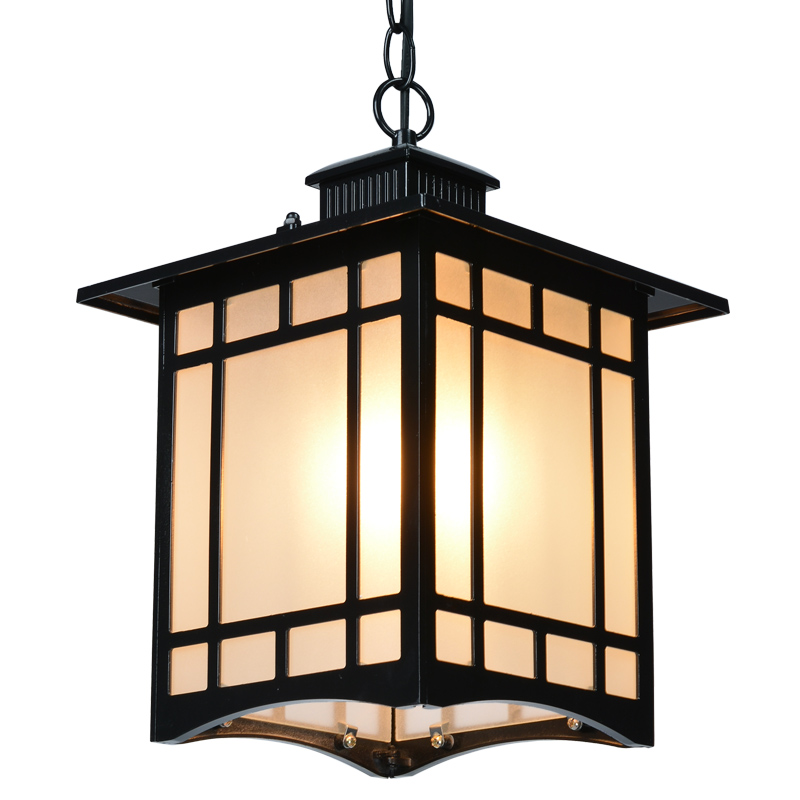 Past Chinese Pendant Lamps Outdoor