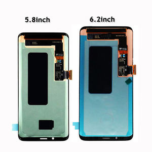 """Image 2 - 2960*1440 6.2"""" AMOLED AAA Quality LCD With Frame For SAMSUNG S9 Plus G9650 S9 Display Touch Digitizer G960 G965 Screen + Gift"""