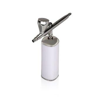 цена на Airbrush compressor kit complete makeup gun machine in multi-functional beauty equipment mini air compressor
