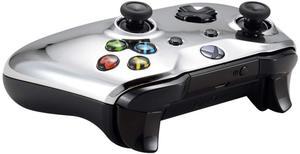 Image 2 - עבור Microsoft Xbox אחד S & Xbox אחד X בקר כרום כסף מהדורה קדמי דיור פגז מקרה כיסוי לוחית החלפה