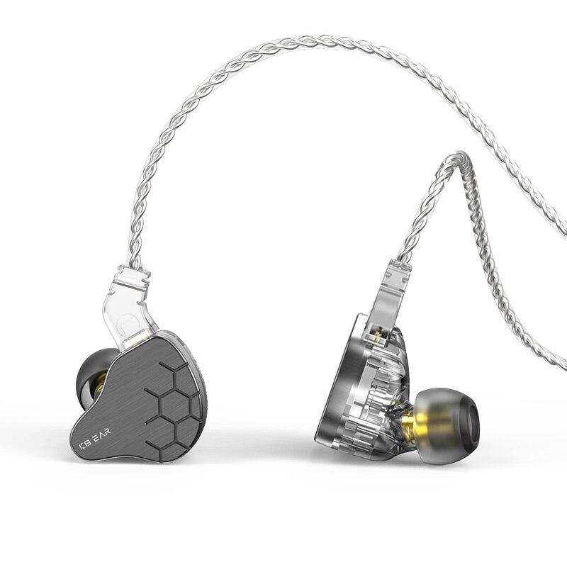 KBEAR Lark Hybrid 1DD+1BA Driver Earphones 6