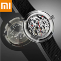 Xiaomi CIGA T Serie Mechanische Uhr 360 ° Transparenten Hohl Edelstahl Silikon Strap Suspension Bewegung Handgelenk Uhren
