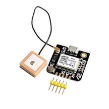 Module de navigation GPS, positionnement satellite, micro-ordinateur monopuce STM32 pour Arduino, compatible GT-U7 51, NEO-6M