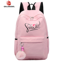 купить Women Girl School Bag Brand Travel Backpack for Teenagers College Stylish Laptop Bag Rucksack Schoolbag Preppy Style Fashion дешево