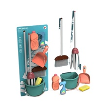 Children's Educational Simulation Play House Toy Boy and Girl Training Cleaning Tool Set Top Stuff  Things for Cleaning for Kids