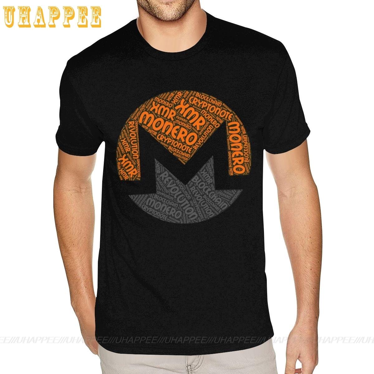 Милые футболки из хлопка с коротким рукавом и круглым вырезом для мужчин, черные футболки небольшого размера