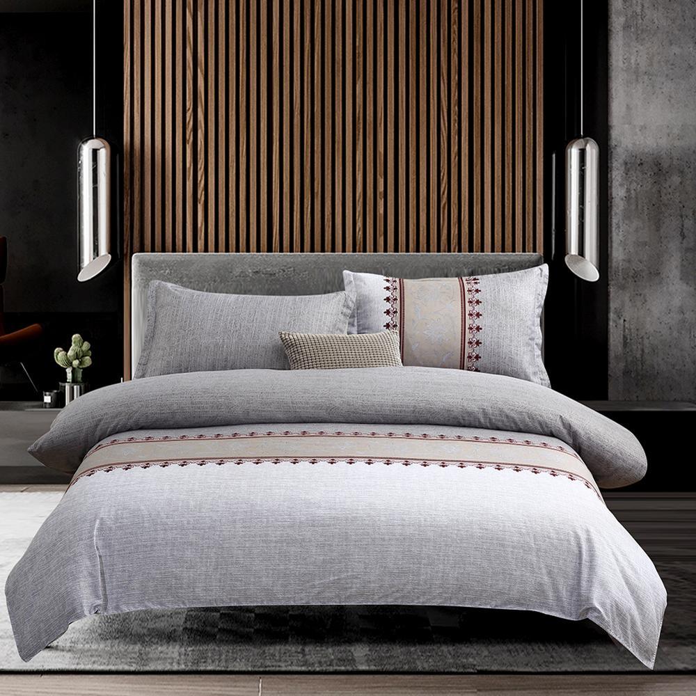 Elegant Home Textiles Comforter Bedding Set Twin Queen King Bed Set Duvet Cover Bedclothes Quilt Cover + Pillow Case + Bed Linen