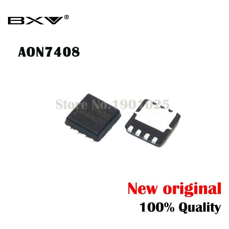 Industrial & Scientific 5pcs AON7752 AO7752 7752 MOSFET QFN-8 ...