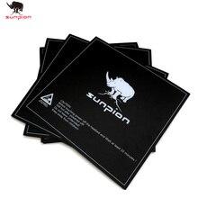 цена на Wanhao i3 Anet A8 A6 Ender-3 3d printer Printing Build Plateform 214*214 hot bed Sticker  Surface Sticker 3D Printer parts 3pcs