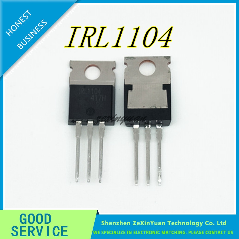 10PCS IRL1104PBF IRL1104 TO-220 New Original