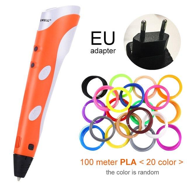 Orange EU-100m PLA