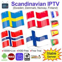 4k IPTV France Full HD 1 Year Subscription French IPTV Arabic Belgium Dutch Portugal Spain Germany Sweden Norway For Android M3u