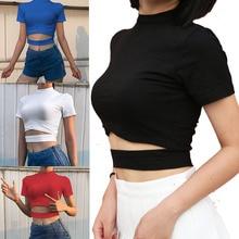 New 2019 Summer Short Sleeve Fashion Old Women Black&Red T Shirt Cotton O-neck Tops for Kawaii Tshirt