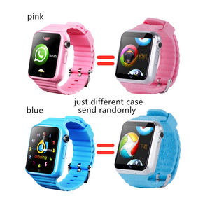 Image 4 - Children Tracker 3G Smart Watches Wifi GPS LBS Location SD Memory Card WhatsApp Facebook Play Music Tracking Child Clock V5W/V7W