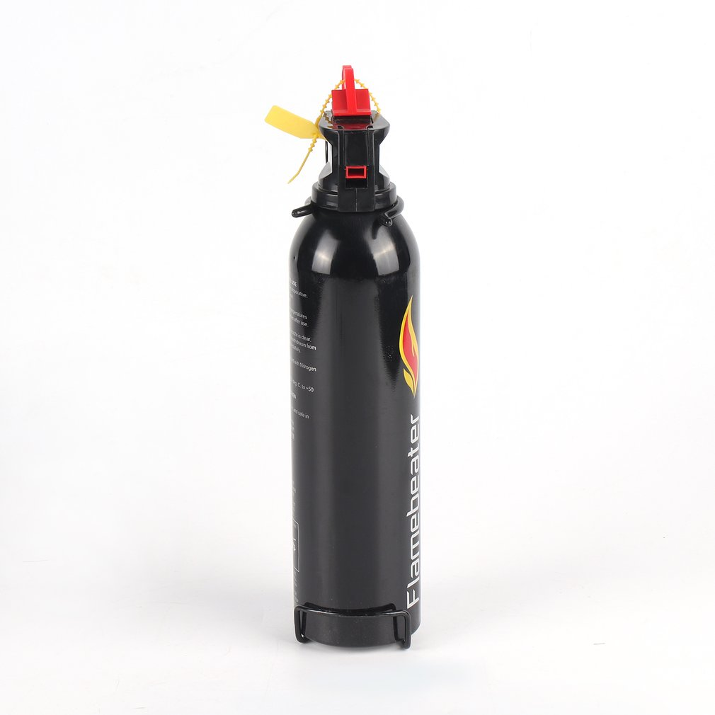 Portable Size Lightweight Household Car Use Powder Fire Extinguisher Compact Fire Extinguisher For Laboratories Hotels