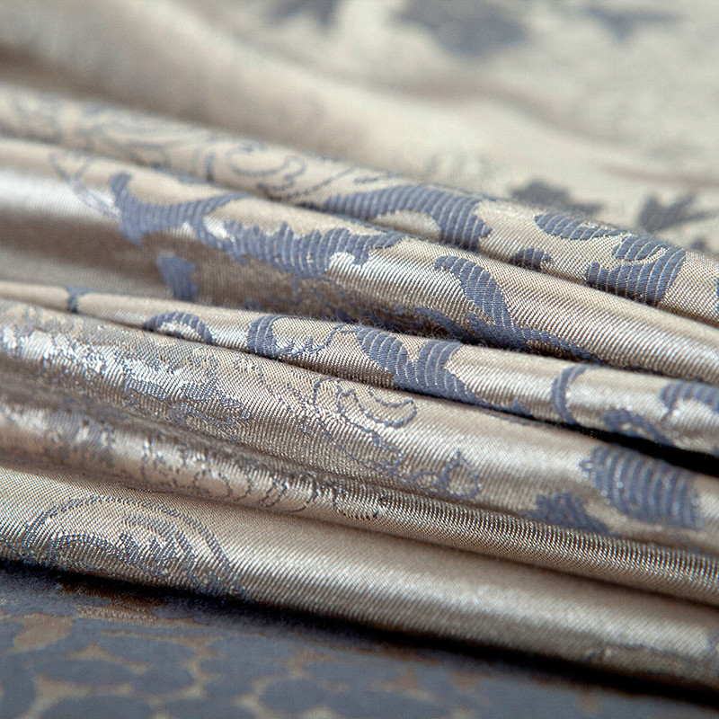 High Quality Royal Satin Jacquard Bedding Set