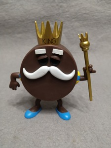 NO BOX Ad Icons Exclusive King Ding Dong #28 Vinyl Figure Action