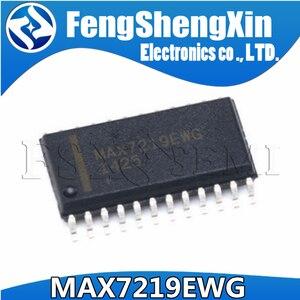 Image 5 - 5 Chiếc MAX7219CNG Nhúng Bèo 24 MAX7219CWG MAX7219EWG MAX7219 SOP 24 Màn Hình Hiển Thị LED Trình Điều Khiển IC