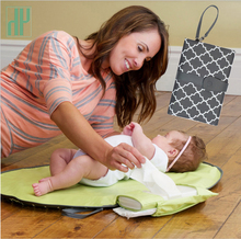 Waterproof baby changing mat sheet portable diaper pad travel table Changing Station Kit Diaper Clutch care products