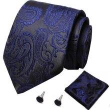 Мужской брендовый роскошный галстук joy alice мужской набор