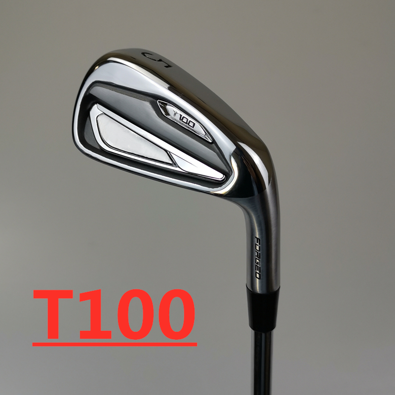 NEW Golf Clubs T100 Irons Set Golf Forged Irons Golf Irons 3-9P (8PCS) R/S Flex Steel/Graphite Shaft With Head Cove