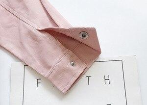 Image 5 - Ensemble de vêtements pour petites filles, veste solide à manches longues, avec jupe crayon, tendance douce, tenue dautomne pour enfants