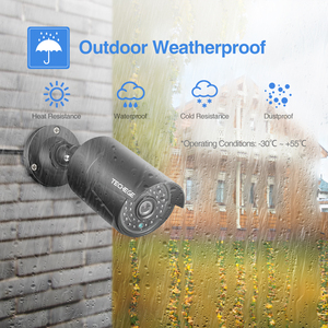Image 5 - Techege 2MP 48V POE ip camera Audio Record Night Vision Waterproof IP66 Outdoor P2P ONVIF Motion Detection IP Cam for CCTV NVR