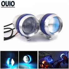 20 Вт супер яркий Мотоцикл головной светильник светодиодный