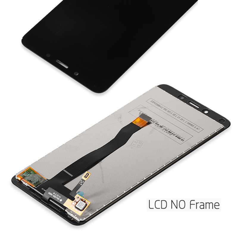 """Wyświetlacz dla Redmi 6 6A Lcd ekran dotykowy wymiana Digitizer zgromadzenie dla Xiaomi Redmi 6 A wyświetlacz ekran telefonu 5.45"""""""