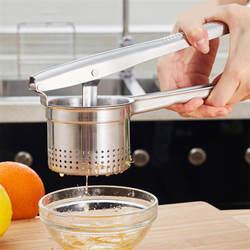 Многофункциональная утолщенная ручная соковыжималка для фруктов из нержавеющей стали, соковыжималка для картофеля