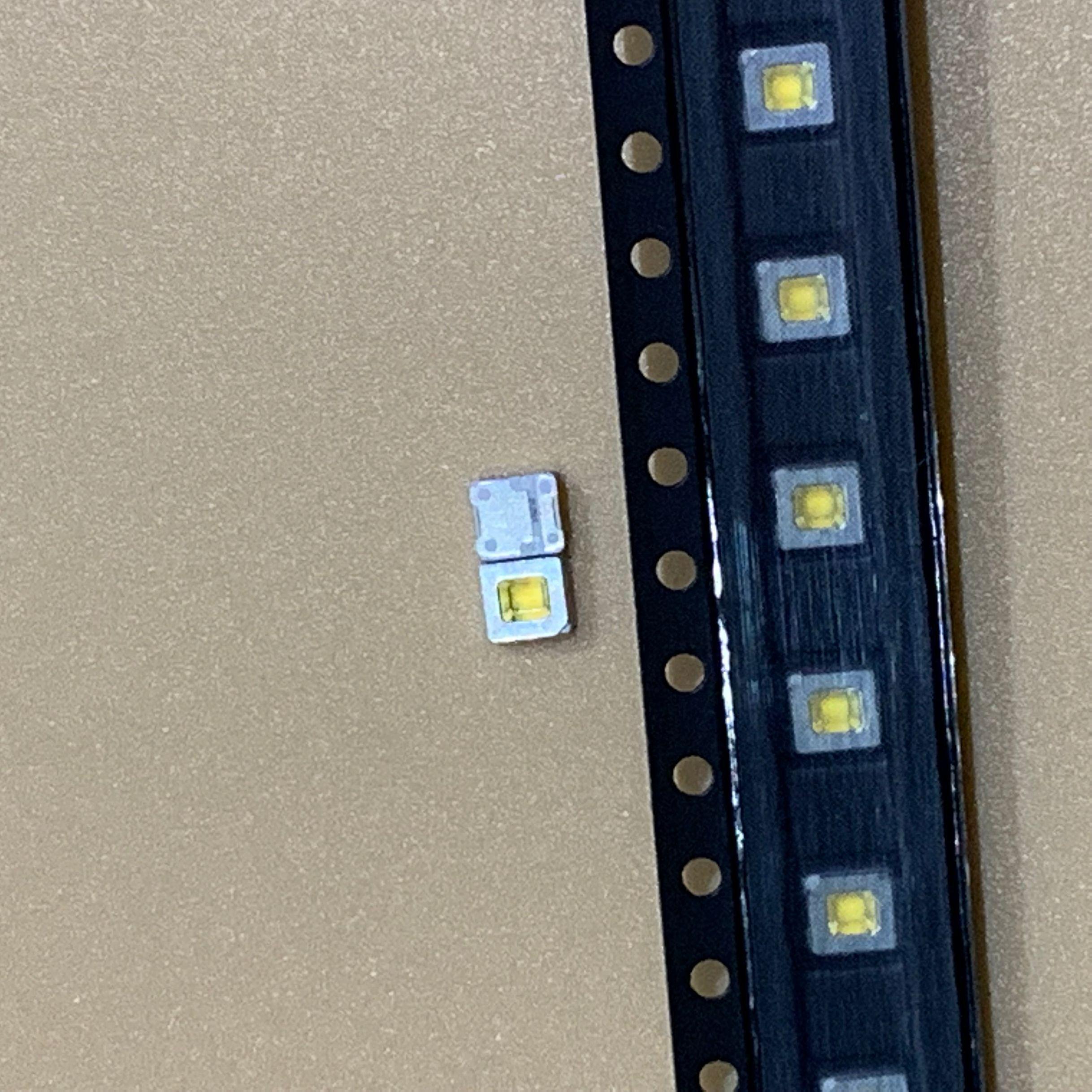 Pcs Samsung 3432 3030 3535 3 20 W naturalmente whit SMD/SMT LED 4000K SMD 3030 LEVOU Superfície montar 3V ~ 3.6V Ultra Birght Levou Chip de Diodo