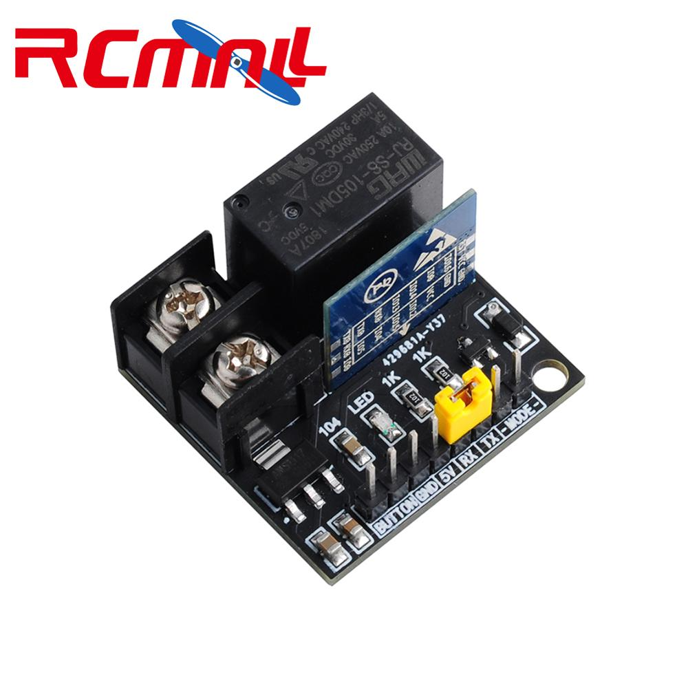 Compatible With Apple Homekit Smart Remote Control Switch Wifi Plug Voice Control Outlet 10A Relay Develpment Board 5V