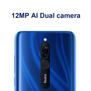 Image 5 - הגלובלי גרסת Xiaomi Redmi 8 4GB 64GB Snapdragon 439 אוקטה Core 12MP מצלמה כפולה טלפון נייד 5000mAh