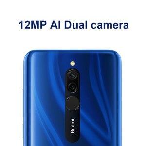 Image 5 - グローバルバージョンxiaomi redmi 8 4 ギガバイト 64 ギガバイトのsnapdragon 439 オクタコア 12MPデュアルカメラ携帯電話 5000mah