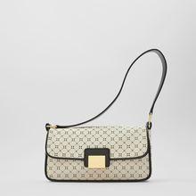 Роскошный дизайн 2021 женская сумка мессенджер на плечо с геометрическим
