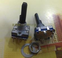 3 шт. переключатель кодировщика 360 переключателей, рабочая длина оси: 25 мм, поворотный переключатель кодировщика импульса