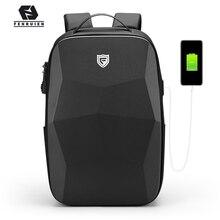 Fenruien Multifunction Men's Backpack 17.3 Inch Laptop Backpacks Anti-Theft Waterproof Business Backpacks Travel Bags 2021 New