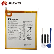 Huawei Original Replacement Battery HB2899C0ECW For M3 M3-BTV-W09 M3-BTV-DL09 New Authentic Phone 5100mAh