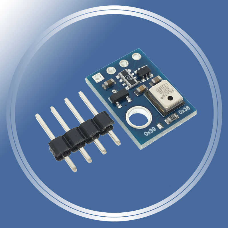 AHT10 Hoge Precisie Digitale Temperatuur En Vochtigheid Sensor Meting Module I2C Communicatie Vervangen DHT11 SHT20 AM2302