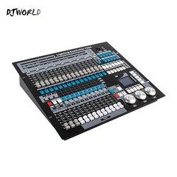 DJworld DMX консоль 1024 контроллер для сценического освещения DMX 512 DJ контроллер оборудования международный стандарт