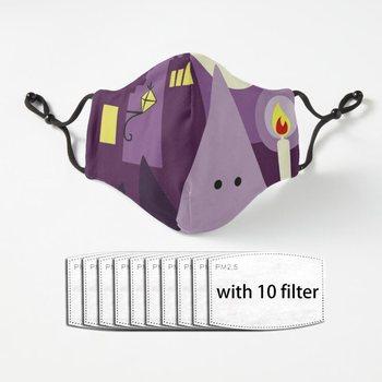 Mascarilla facial lavable y reutilizable para adultos, para la boca de Papá...