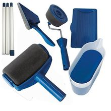 New Hot Multi-function DIY Paint Brush Roller Handle Tool Household Corner Home Office Room Wall Multifunctional Pai