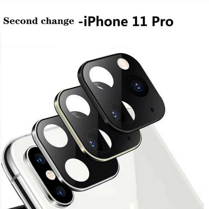 Lens <font><b>Sticker</b></font> Modified Camera Cover Titanium Alloy Case Applicable <font><b>iPhone</b></font> Apple X XS Max Seconds Change for <font><b>iPhone</b></font> <font><b>11</b></font> Pro Max image