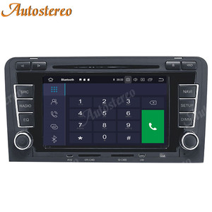Image 4 - Android 10 PX5/PX6 Car Radio DVD Player GPS Navigation For Audi A3 2003 2013 Auto Stereo Multimedia Player Head Unit ISP Screen