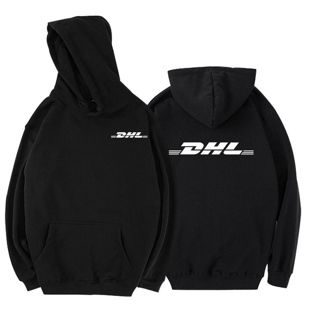 International Express DHL Men's Printed Hoodie 2020 Spring New Men And Women Running Sportswear Casual Loose Pullover Jacket